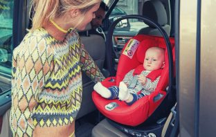 Le cosy Cybex Cloud Z i-Size